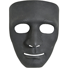 Μάσκα προσώπου Βενετσιάνικη σε 2 χρώματα