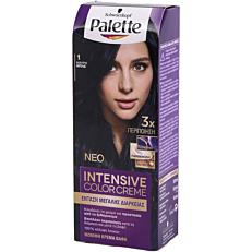 Βαφή μαλλιών SCHWARZKOPF palette semi set Νο.1