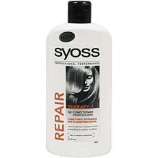 Μαλακτική κρέμα SYOSS repair για ξηρά και ταλαιπωρημένα μαλλιά (500ml)