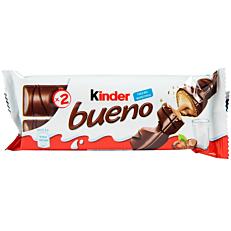 Γκοφρέτα KINDER BUENO σοκολάτα φουντούκι (30x43g)