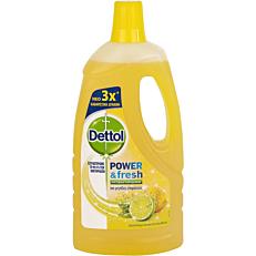Καθαριστικό DETTOL για το πάτωμα citrus, υγρό (1lt)