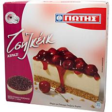 Μείγμα ΓΙΩΤΗΣ τούρτα τσιζκέικ κεράσι (525g)