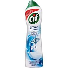 Καθαριστικό CIF λευκό, κρέμα (500ml)