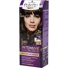 Βαφή μαλλιών SCHWARZKOPF palette semi set καστανό ανοιχτό νο.5