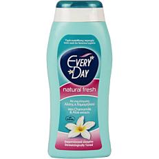 Αντισηπτικό EVERYDAY καθαρισμού για την ευαίσθητη περιοχή με αλόη και χαμομήλι, υγρό (200ml)