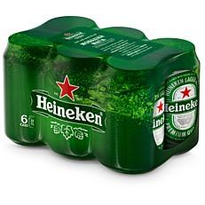 Μπύρα HEINEKEN (6x330ml)