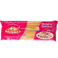Μακαρόνια MISKO Τρυπητά Νο.3 (500g)