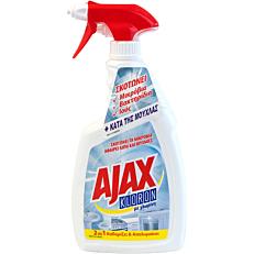 Απολυμαντικό AJAX Kloron γενικής χρήσης, σε σπρέι (750ml)