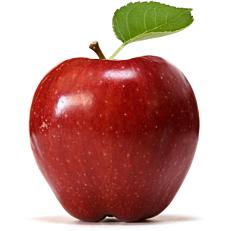 Μήλα starking συσκευασμένα εγχώρια