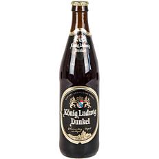 Μπύρα KONIG LUDWIG dunkel weiss (500ml)