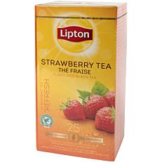 Τσάι LIPTON τσάι φράουλα (25x1,6g)