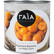 Κομπόστα ΓΑΙΑ βερίκοκο (1,5kg)