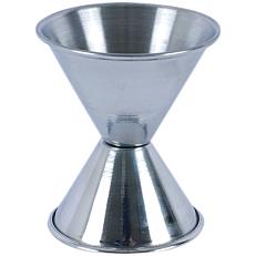 Μεζούρα inox ποτών 30-45ml