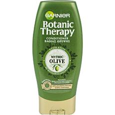 Μαλακτική κρέμα GARNIER botanic therapy mythic olive για ταλαιπωρημένα μαλλιά χωρίς ζωντάνια (200ml)