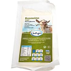 Λευκό τυρί ΛΑΒΙΟΓΑΛ κατσικίσιο Μονεμβασιάς (~500g)