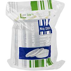 Καπάκια PS λευκά για 1280ml (50τεμ.)