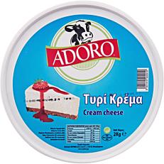 Τυρί κρέμα ADORO (2kg)