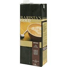 Γάλα BARISTA'S Gold μακράς διαρκείας 3,6% λιπαρά (1,5lt)