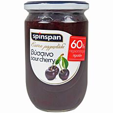 Μαρμελάδα SPINSPAN Extra βύσσινο (600g)
