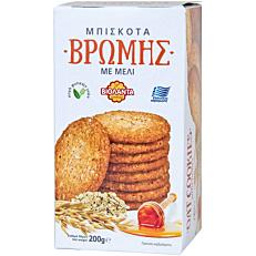 Μπισκότα ΒΙΟΛΑΝΤΑ βρώμη με μέλι (200g)