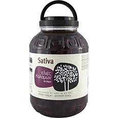 Ελιές SATIVA καλαμών No.121-140 (3kg)