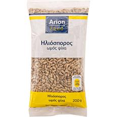 Ηλιόσπορος ARION FOOD ωμός, ψίχα (200g)