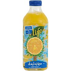 Φυσικός χυμός LIFE Καλημέρα πορτοκάλι (1lt)