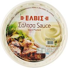 Σως μουστάρδας ΕΛΒΙΣ (4kg)