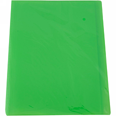 Ντοσιέ σουπλ Α4 PP 40 θέσεων πράσινο