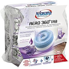 Συλλέκτης υγρασίας ARIASANA aero360 tab λεβάντα (450g)