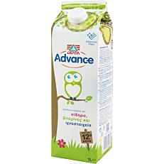 Ρόφημα γάλακτος ADVANCE φρέσκο (1lt)