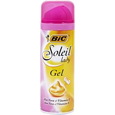 Αφρός ξυρίσματος BIC soleil lady (150ml)