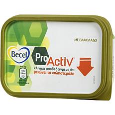 Μαργαρίνη BECEL PRO ΑCTIV ελαιόλαδο (250g)
