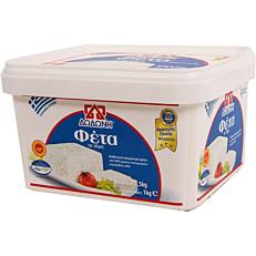 Τυρί ΔΩΔΩΝΗ φέτα (1kg)