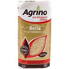 Ρύζι AGRINO bella parboiled (1kg)
