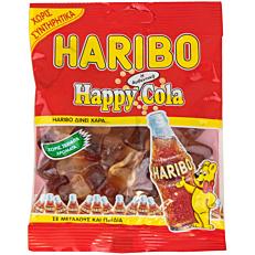 Καραμέλες HARIBO Happy Cola (100g)