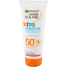 Αντηλιακό GARNIER Ambre Solaire kids sensitive SPF 50 (200ml)