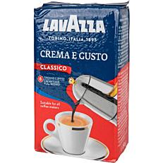 Καφές LAVAZZA espresso crema e gusto (250g)
