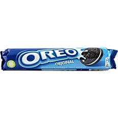 Μπισκότα OREO με βανίλια (154g)