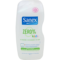Παιδικά/Βρεφικά σαμπουάν SANEX Zero kids και αφρόλουτρο (500ml)