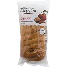 Strudel ΣΤΕΡΓΙΟΥ μήλο κανέλα (125g)