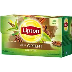 Τσάι LIPTON πράσινο orient (20x1,3g)