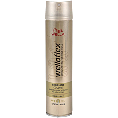 Spray μαλλιών WELLAFLEX για βαμμένα μαλλιά (250ml)