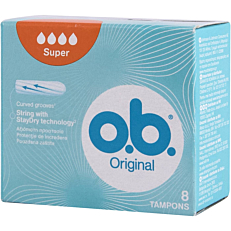 Ταμπόν O.B. Original Super (8τεμ.)