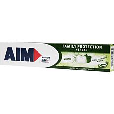 Οδοντόκρεμα AIM herbal (75ml)