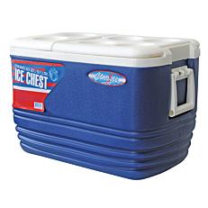 Ψυγείο φορητό Eskimo πολυουρεθάνης με βρυσάκι 57lt, 61x38x40cm