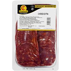 Σαλάμι CASADEMONT chorizo extra σε φέτες (500g)