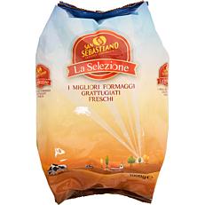Τυρί SAN SEBASTIANO mix τριμμένα (1kg)