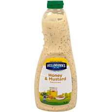 Σάλτσα HELLMANN'S dressing με μέλι και μουστάρδα (1lt)