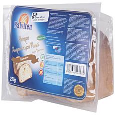 Ψωμί BALVITEN χωριάτικο σε φέτες χωρίς γλουτένη (250g)
